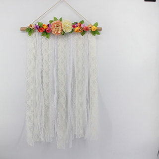 Lace Wall Hanging 1810796