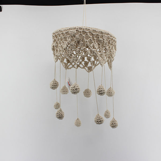 Macramé Lamp Cover 1820827