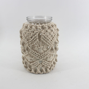Macrame Jar Cover 1820907