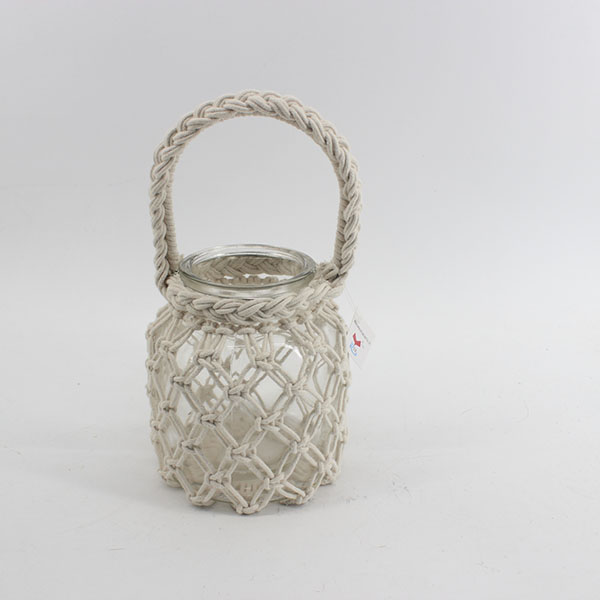 Macrame Jar Cover 1820902