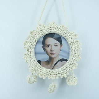 Macrame Photo Frame 1821380