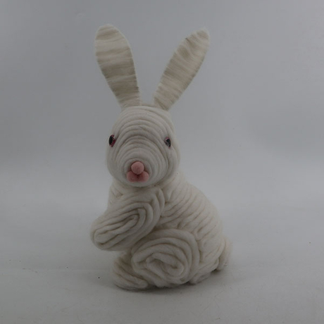 Rabbit Decoration 190160